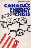 Download Canada's energy crisis