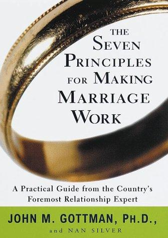 Download The seven principles for making marriage work