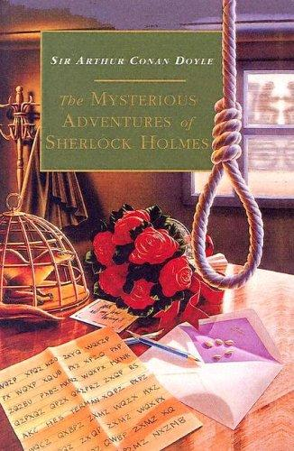 Download The Mysterious Adventures of Sherlock Holmes