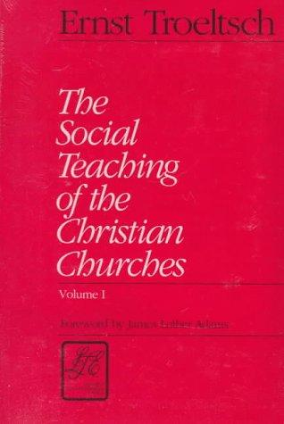 Download The social teaching of the Christian churches
