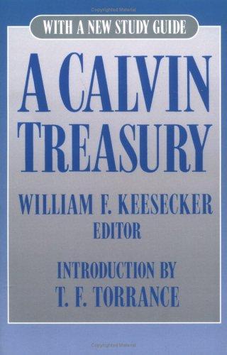 Download A Calvin treasury