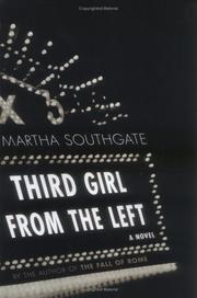 Book Cover: 'Third Girl from the Left' by Martha Southgate