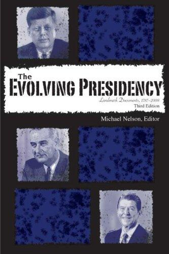 Download The Evolving Presidency