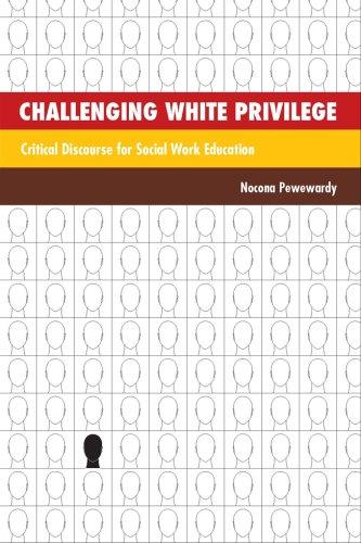Challenging White Privilege