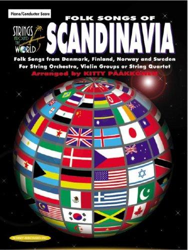 Folk Songs of Scandinavia