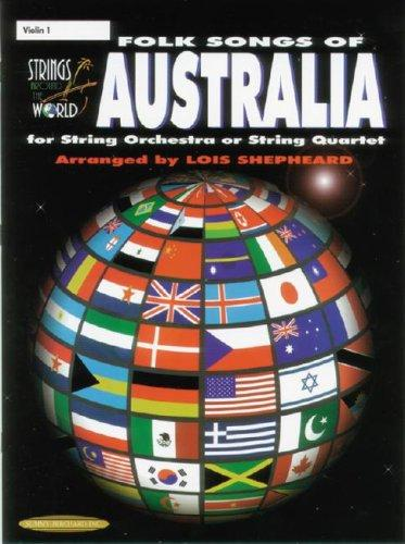 Download Folk Songs of Australia (Strings Around the World)