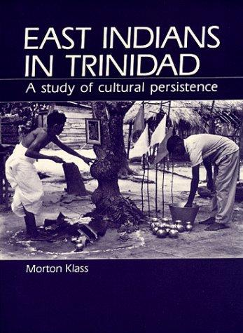 East Indians in Trinidad