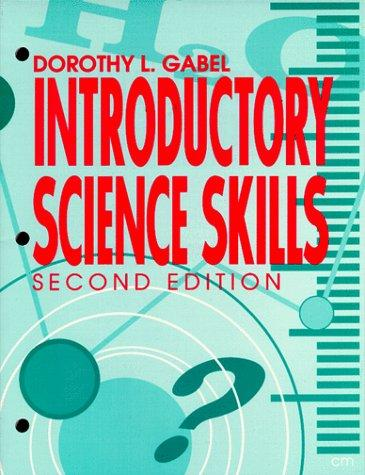 Download Introductory Science Skills