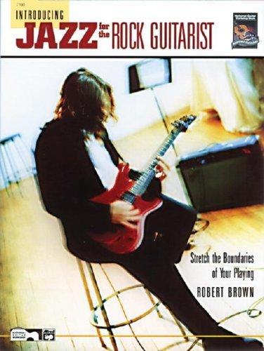 Download Introducing Jazz for the Rock Guitarist