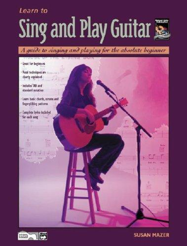 Download Learn to Sing and Play Guitar