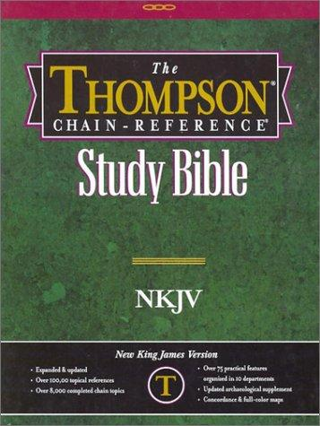 Download Thompson Chain-Reference Study Bible-NKJV