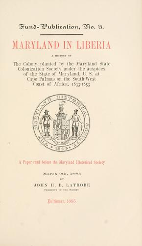 Download Maryland in Liberia