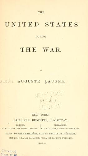 Download The United States during the war.
