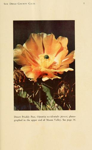 Download Occasional papers – San Diego Society of Natural History.