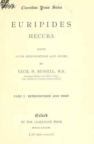Hecuba.