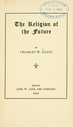Download The religion of the future