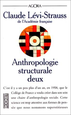 Download Anthropologie structurale deux