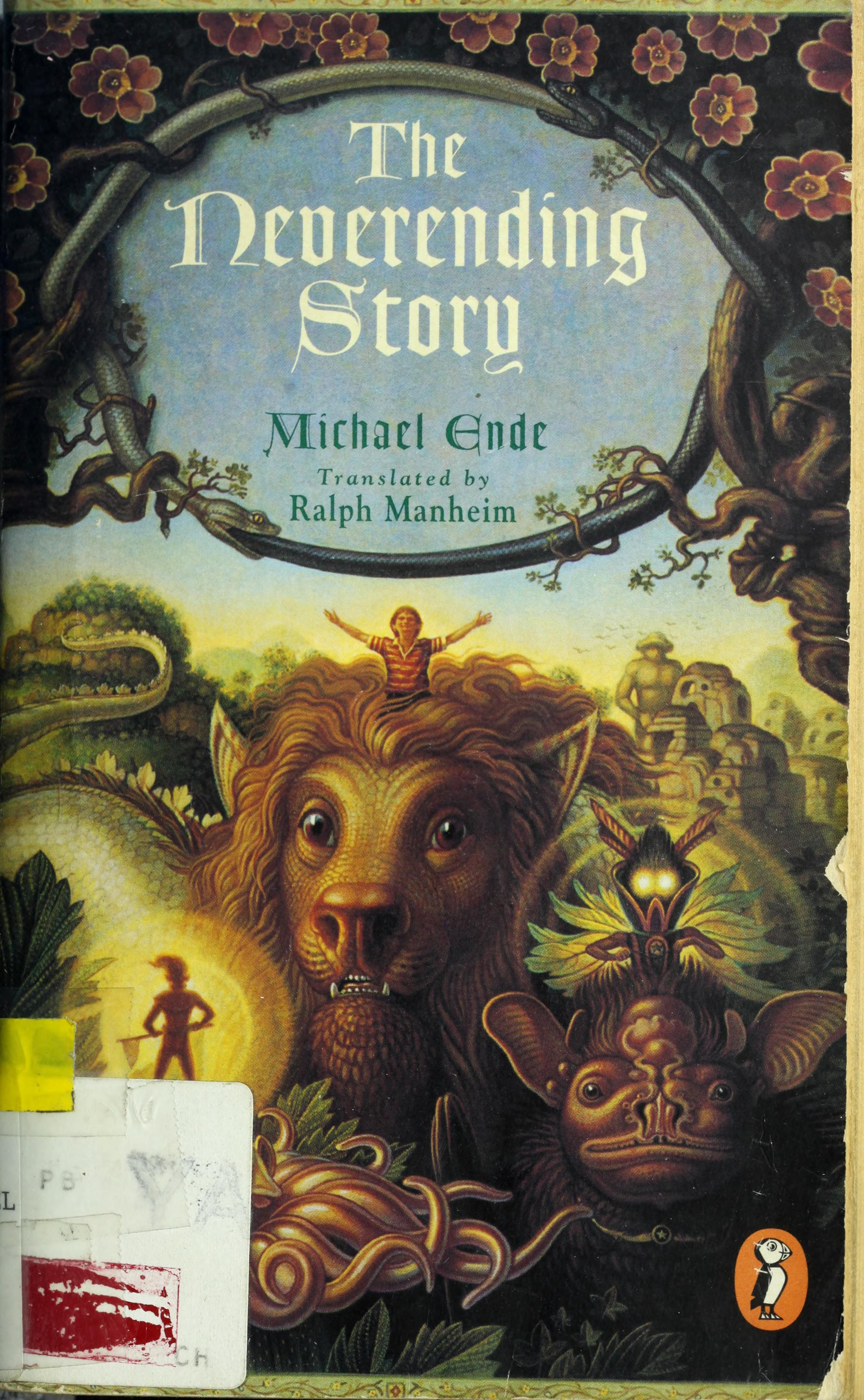 The Neverending Story Michael Ende Free Download Borrow And Streaming Internet Archive