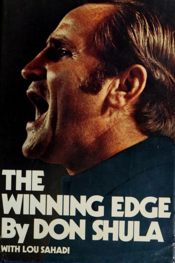 The winning edge by Don Shula