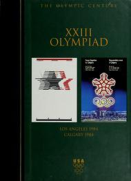 Cover of: The XXIII Olympiad   Ellen Galford