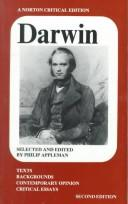 Darwin by Philip Appleman
