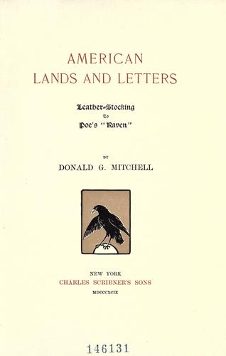 American lands and letters…