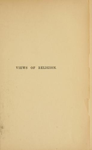 Views of religion