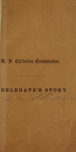 U. S. Christian commission by H. Q. Butterfield