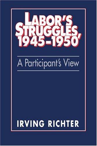 Labor's Struggles, 19451950