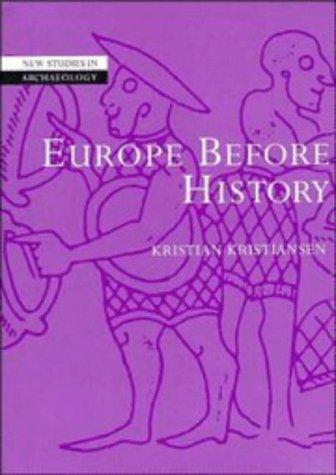 Europe before history by Kristiansen, Kristian