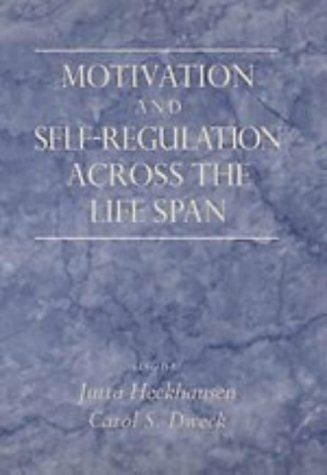 Motivation and self-regulation across the life span by