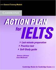 Action Plan for IELTS General Module Self-Study SB + CD