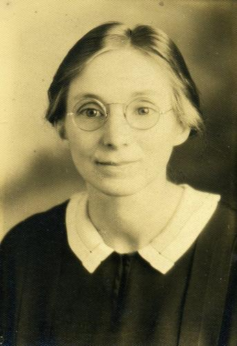 Photo of Mary Eleanor Hopkins