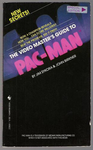 Video Masters Guide to Pac Man by Jim Sykora