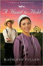 A Hand to Hold (Hearts of Middlefield)