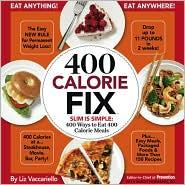 400 calorie fix by Liz Vaccariello