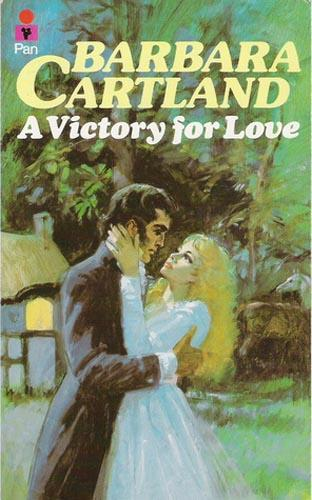 Victory for Love by Barbara Cartland