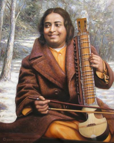 Photo of Yogananda Paramahansa