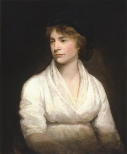 Photo of Mary Wollstonecraft