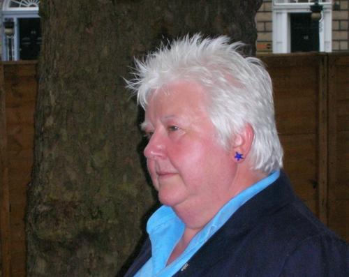 Photo of Val McDermid