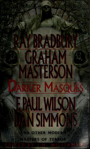 Darker masques by J. N. Williamson