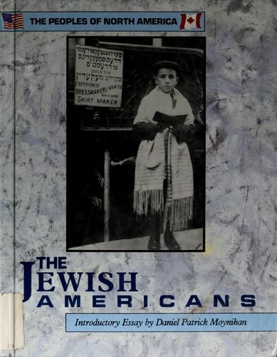 The Jewish Americans by Howard Muggamin