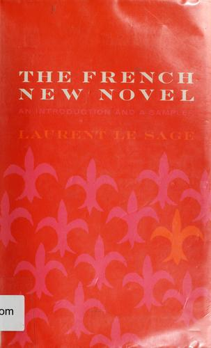 The French new novel by Laurent Le Sage