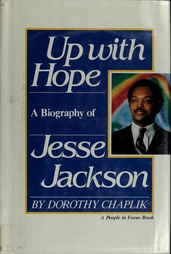 Up with hope by Dorothy Chaplik