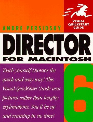 Director 6 for Macintosh by Andre Persidsky