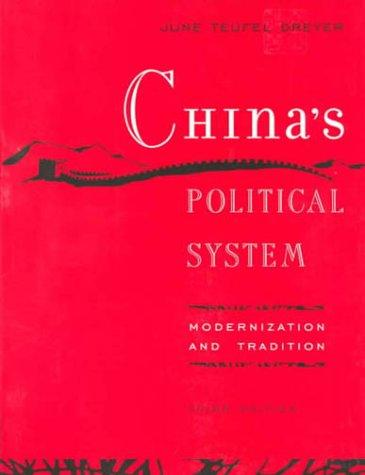 China's political system