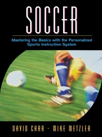 Soccer by David Carr