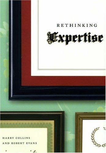 Rethinking expertise by