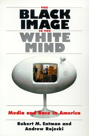 The black image in the white mind by