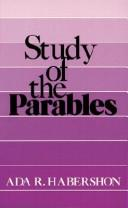 The study of the parables